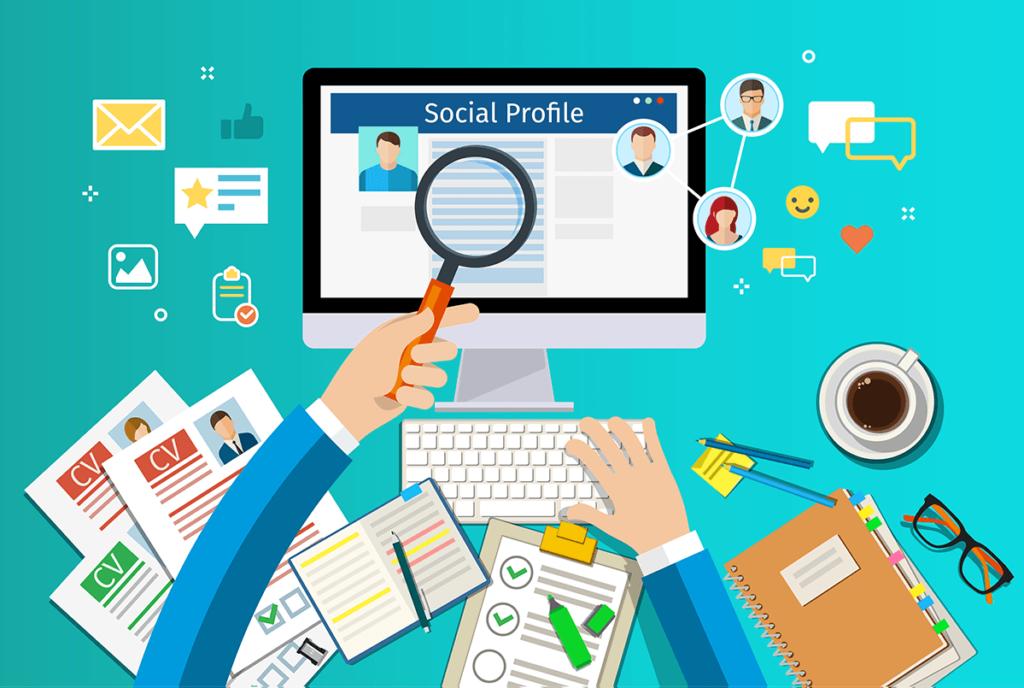 Rekrutierung - Direct Search